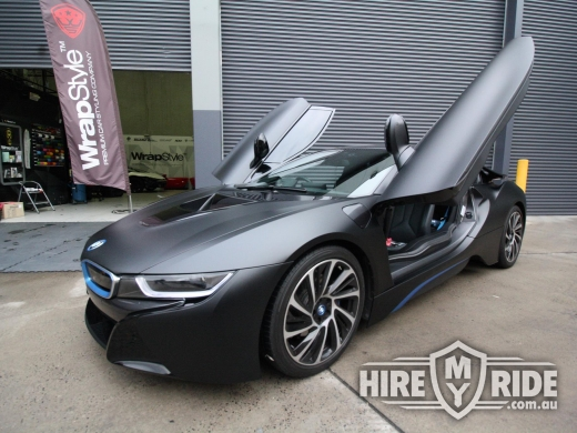 Bmw I8 Car Hire In Nsw 2873