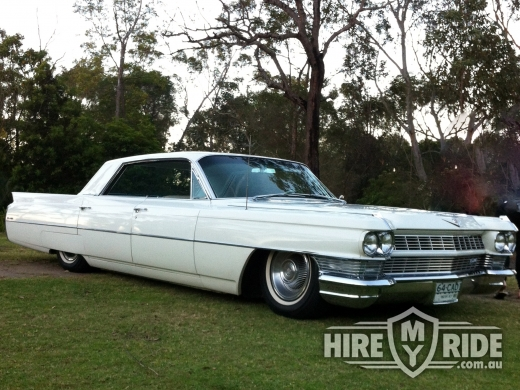 Cadillac Sedan Deville Car Hire in NSW 1793
